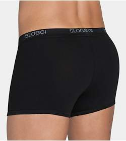 SLOGGI MEN BASIC Heren short