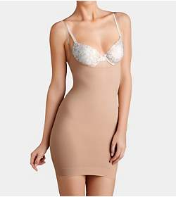SECOND SKIN SENSATION Shapewear Onderjurk open buste