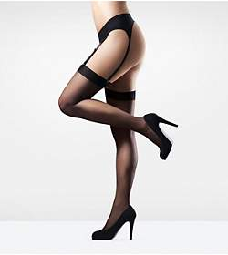 GLOSS 15 Sheer Stockings