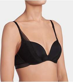 SCULPTING SENSATION Magic Wire Push-up bh