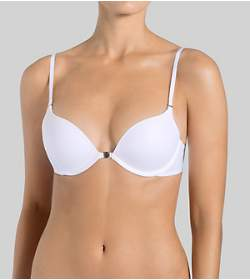 BODY MAKE-UP ESSENTIALS Push-up bra with front closure