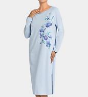 FLORAL COTTON Nachthemd