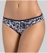 SLOGGI SWIM MIDNIGHT FLOWER Bikini mini