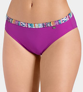 SLOGGI SWIM ORCHID LATINA Tai brief