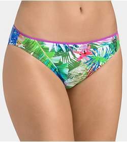 SLOGGI SWIM VIVID BRAZIL Bikini slip haut échancré