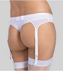 SEXY ANGEL SPOTLIGHT Suspender belt