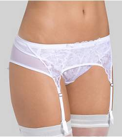 HONEYMOON SPOTLIGHT Suspender belt