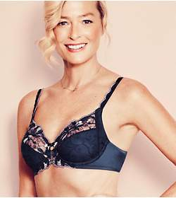 MODERN BLOOM Wired bra