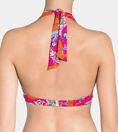 PAISLEY FOLK Bikini top padded