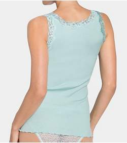 SILK DELUXE LACE Top