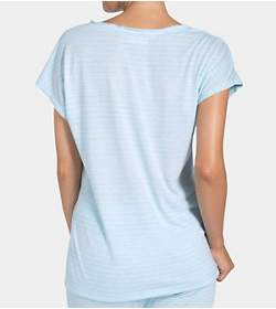 LOUNGE ESSENTIALS T-shirt Topje