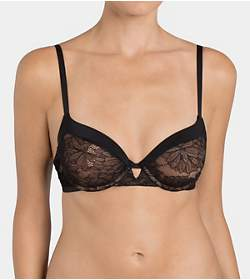 PURE ESSENCE Wired padded bra