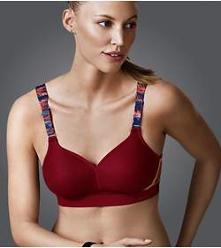 TRIACTION HYBRID LITE Racerback sports bra