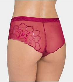 SHEER ROSE ESSENCE Shorty
