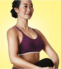 TRIACTION MAGIC MOTION Magic Wire sports bra