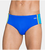 SLOGGI SWIM LIME SPLASH Short de bain