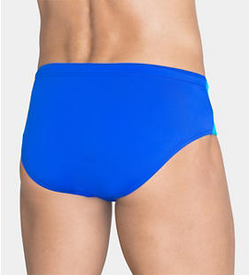 SLOGGI SWIM LIME SPLASH Shorts da bagno