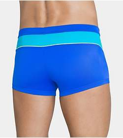 SLOGGI SWIM LIME SPLASH Zwemshorts
