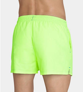 SLOGGI SWIM LIME SPLASH Swimming shorts short length