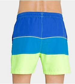 SLOGGI SWIM LIME SPLASH Swimming shorts in mid length