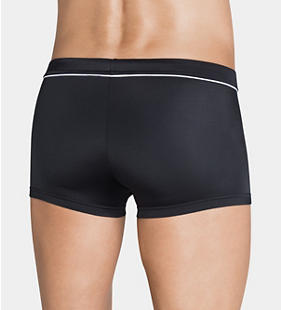 SLOGGI SWIM BLACK SHADOWS Badeshorts