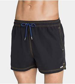 SLOGGI SWIM BLACK SHADOWS Halblange Badeshorts