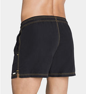 SLOGGI SWIM BLACK SHADOWS Swimming shorts in mid length