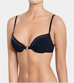 SLOGGI SWIM NIGHTBLUE ESSENTIALS Push-up bikini top