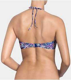 SLOGGI SWIM AQUA ROMANCE Underwired bikini top with padded cups