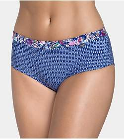 SLOGGI SWIM AQUA ROMANCE Slip Bikini Midi
