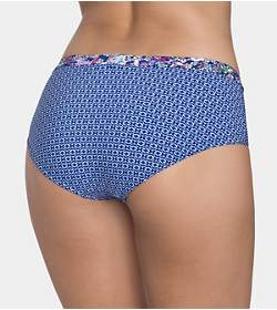 SLOGGI SWIM AQUA ROMANCE Bikini Midi Slip