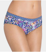 SLOGGI SWIM AQUA ROMANCE Shorty Bikini