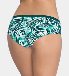 SLOGGI SWIM JADE LEAVES Bikini hipster