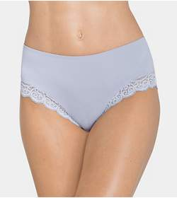 AMOURETTE 300 COTTON & LACE Culotte galbante