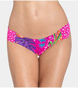 PAINTED TULUM Bikini-minitrusse