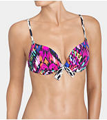 HOT FIESTA Push-up bikini top