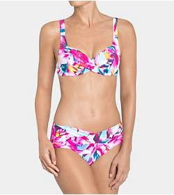 SUNSET LEAF Ensemble Bikini