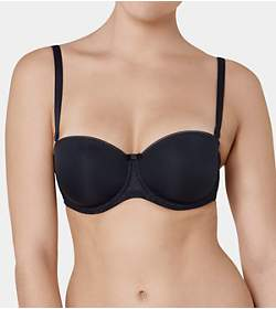 BEAUTY-FULL ESSENTIAL Wired padded bra with detachable straps