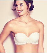 ETERNAL SPOTLIGHT Wired padded bra with detachable straps