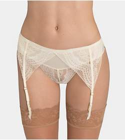 TRIUMPH ESSENCE LUXE Suspender belt