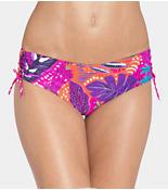PAINTED TULUM Bikini midi bottom