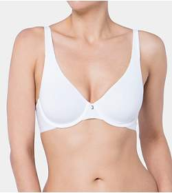 BODY MAKE-UP COTTON TOUCH Wired bra