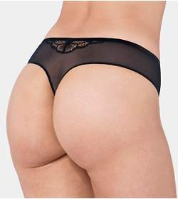 VELVET SPOTLIGHT String brief
