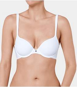 BODY MAKE-UP COTTON TOUCH Soutien-gorge balconnet ampliforme avec armatures