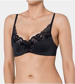 MAGIC BOOST VELVET Lift-up bra