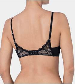 MAGIC BOOST VELVET High apex bra