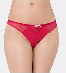 MY CANDLE SPOTLIGHT String brief