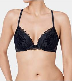VELVET SPOTLIGHT Wired padded bra