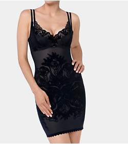 MAGIC BOOST VELVET Shapewear Robe  buste ouvert