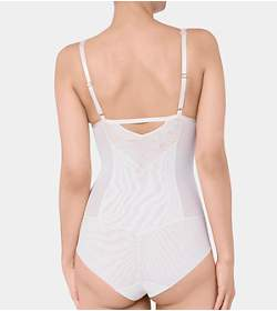 WILD ROSE FLORALE Bodysuit underwired